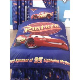 Disney Cars Duvet Cover