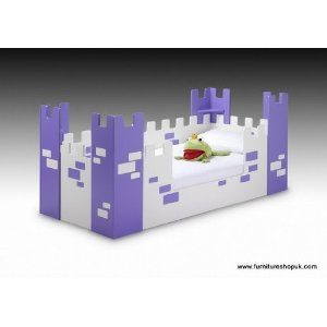 Kids Castle Bed Picture