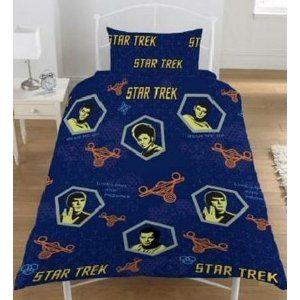Star Trek Duvet Cover