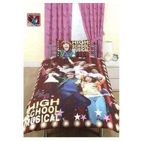High School Musical Bedroom Theme